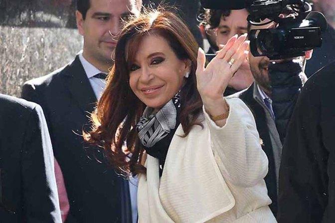 Cristina Fernández lanza hoy el frente Unidad Ciudadana